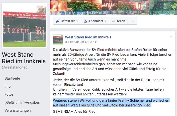 weststand-statement