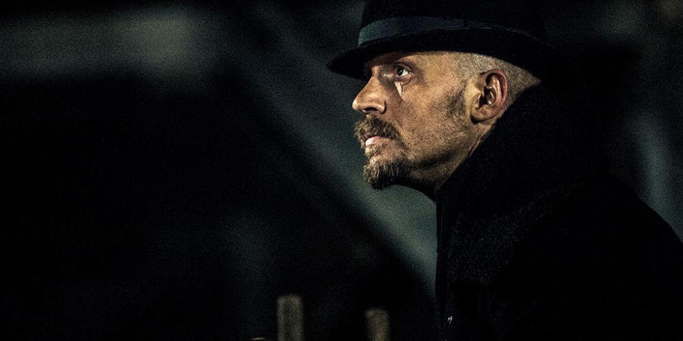 Tom Hardy als James Keziah Delaney in Taboo