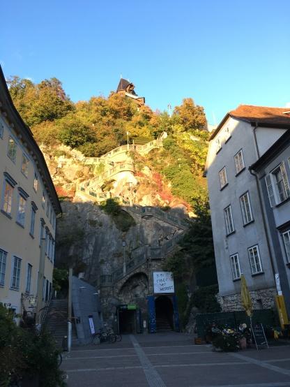 Graz-Schlossberg