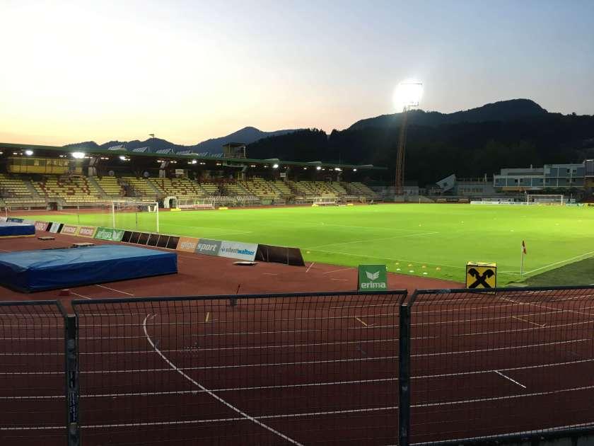 Franz Fekete Stadion in Kapfenberg