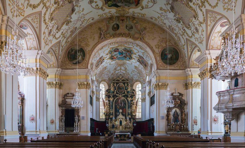 Ried Schwanthaler Altar Stadtpfarrkirche