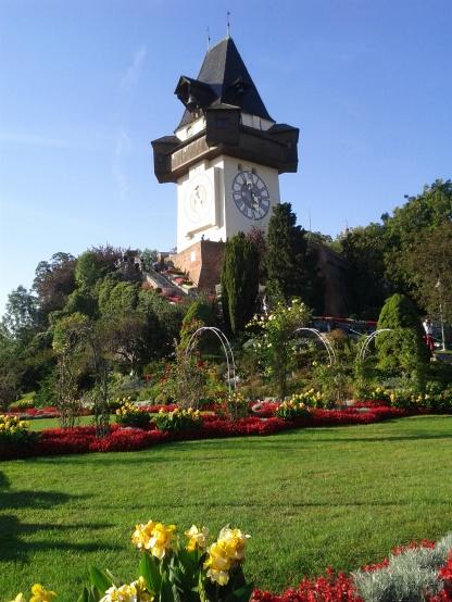 Uhrturm-Schlossberg
