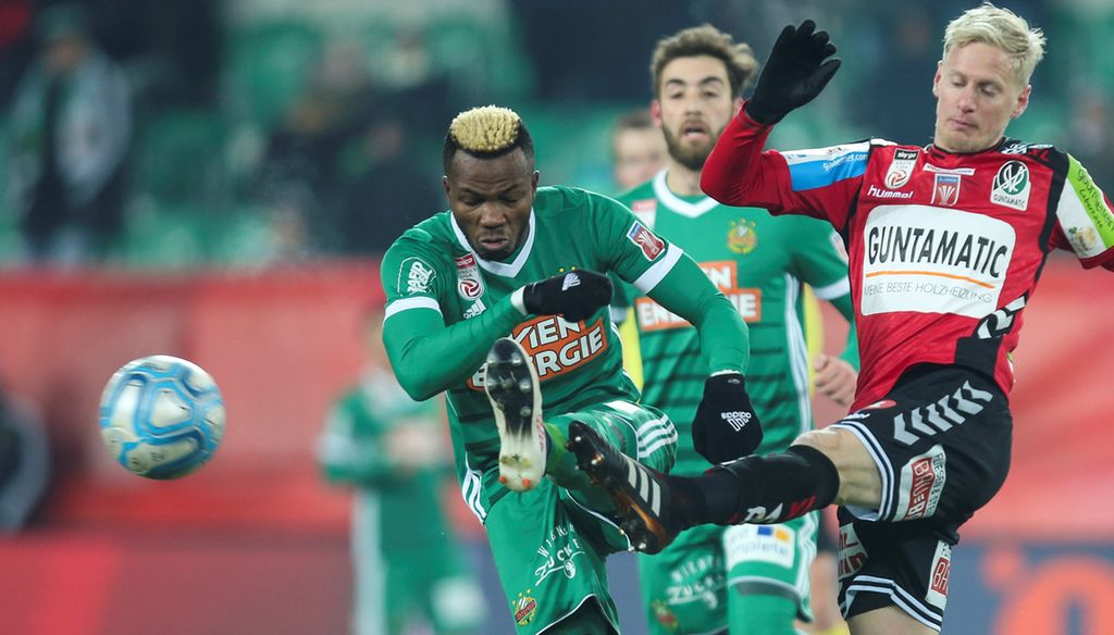 Ried-Rapid-Cup